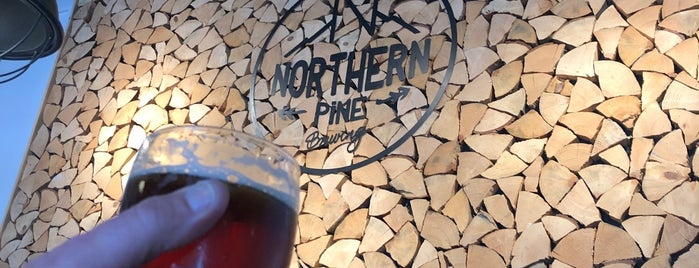 Northern Pine Brewery is one of California Breweries 5.