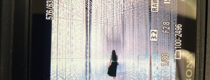 Future World: Where Art Meets Science is one of Tempat yang Disukai Julia.