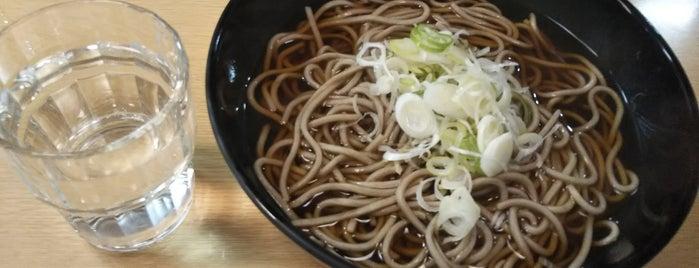 立食い処 しなの is one of CCWonline2勝手に美味店.