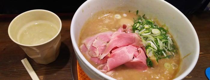 まりお流ラーメン is one of สถานที่ที่ kiha58 ถูกใจ.
