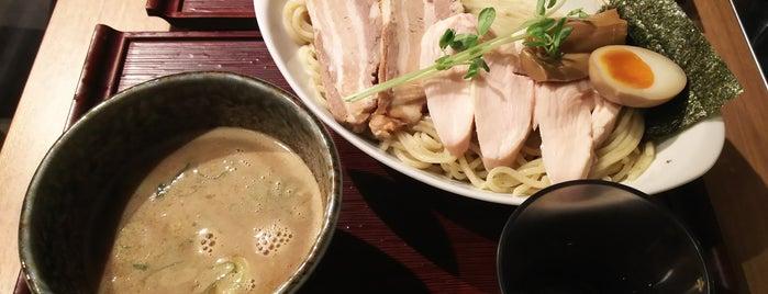 自家製麺 麺・ヒキュウ is one of สถานที่ที่ kiha58 ถูกใจ.