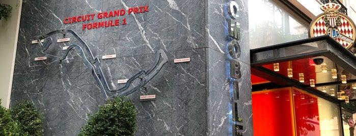 Formula 1 Grand Prix de Monaco is one of Orte, die Thomas gefallen.