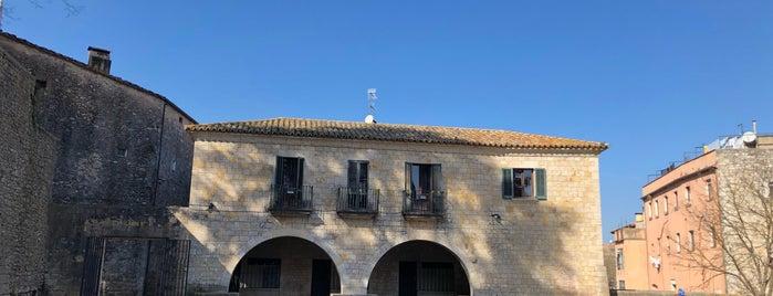 Plaça dels Jurats is one of girona I.