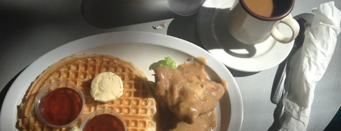 Home of Chicken and Waffles is one of I did it in 2021.