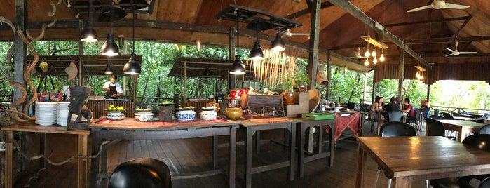 Cafe, Permai Rainforest Resort is one of Borneo.