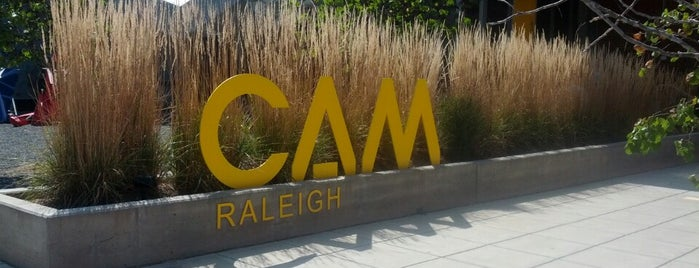 Contemporary Art Museum is one of Raleigh Favorites.