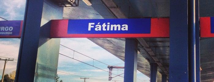 Trensurb - Estação Fátima is one of Estações Trensurb.