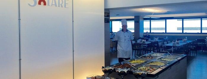 Restaurante Solare is one of Orte, die Marcelo gefallen.