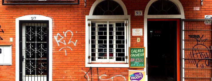 POA Runner Café is one of Cafeterias em Porto Alegre.
