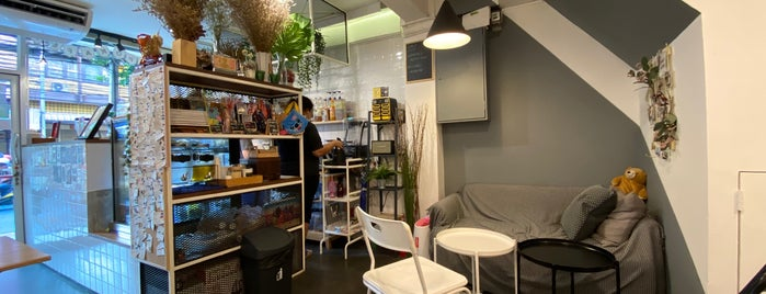 A-Do-Po Kafe-Bakery is one of Travelさんのお気に入りスポット.