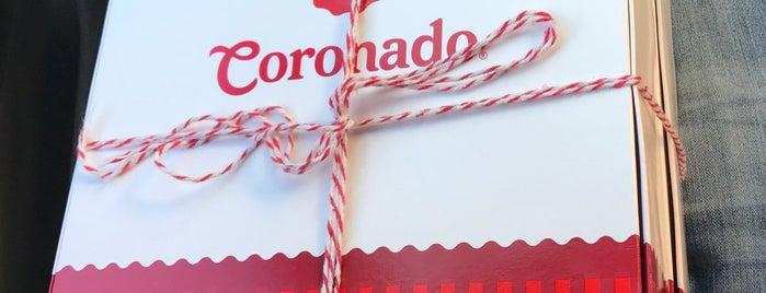 Pays Coronado is one of Tempat yang Disukai Chio.