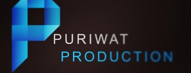 Puriwat Production is one of สถานที่ที่ Katob ถูกใจ.