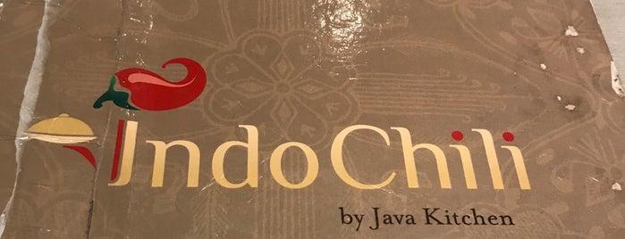IndoChilli is one of Che'nin Beğendiği Mekanlar.