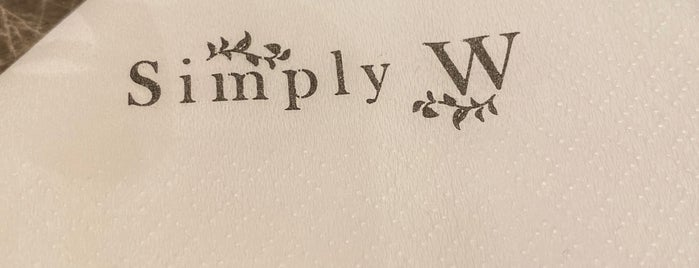 Simply W is one of Scone Shop 🍞.