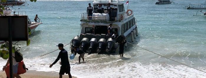 Rocky Lembongan Fast Cruises is one of Seminyak+.