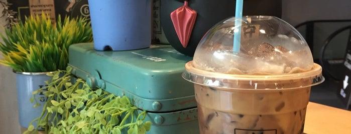 School Coffee x Warm Batch Roasters is one of Bangkok.