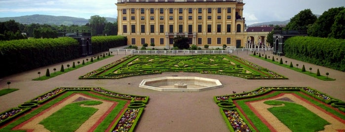 Schloss Schönbrunn is one of Merve 님이 좋아한 장소.