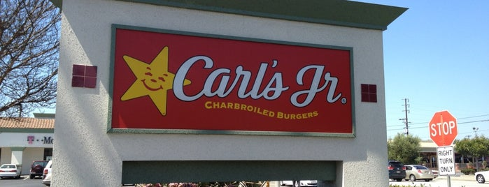 Carl's Jr. is one of Lugares favoritos de Dan.