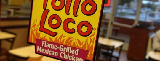 El Pollo Loco is one of Locais curtidos por Dan.