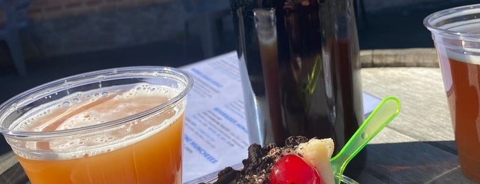 Mikerphone Brewery & Tap Room is one of Drinks to Try.