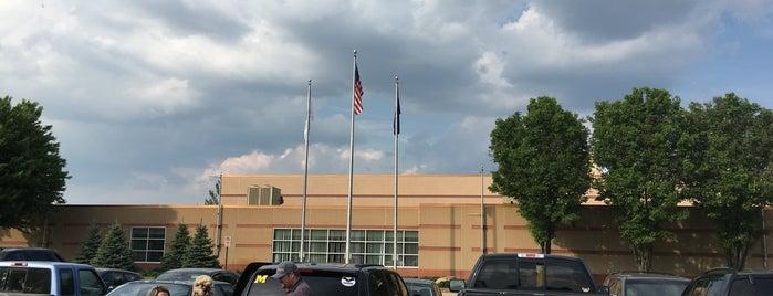 Walker Ice & Fitness Center is one of Josh : понравившиеся места.