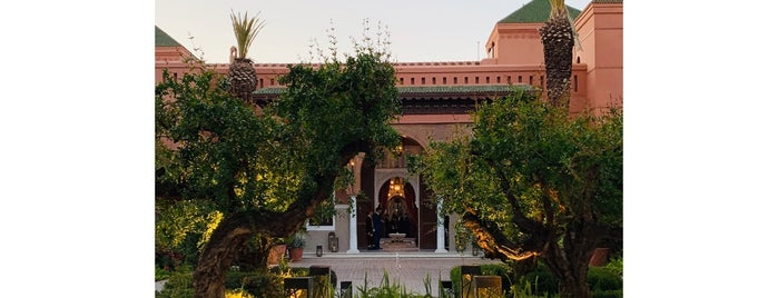 Royal Mansour, Marrakech is one of International: Hotels.