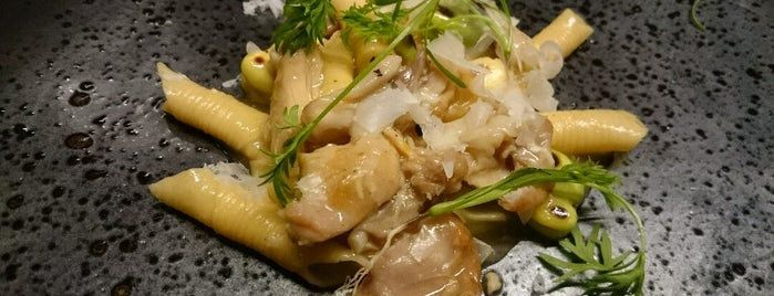Aria di Tacubo is one of Tokyo Fine Dining - Western.