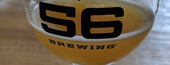 56 Brewing is one of Tempat yang Disukai Barry.