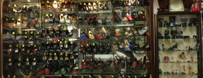 Zapatos Castellanos is one of Tiendas de moda en Madrid.