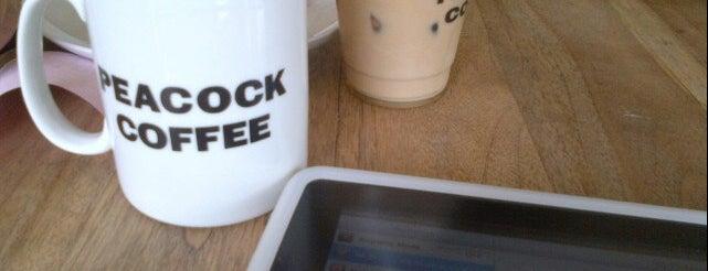 Peacock Coffee is one of Nongkrong di semarang.