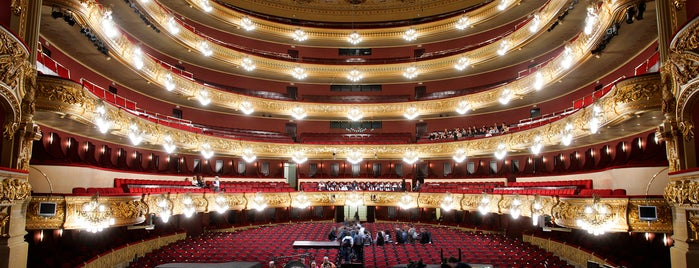 Liceu Opera Barcelona is one of BARCELONA.