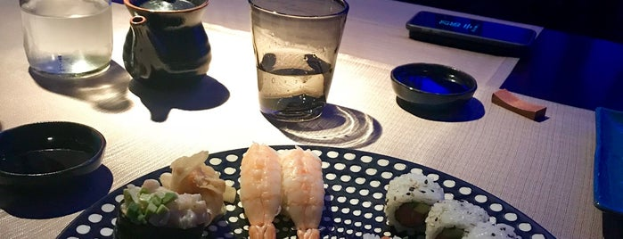 Yu Sushi & Crudo Restaurant is one of Gespeicherte Orte von Gianluca.