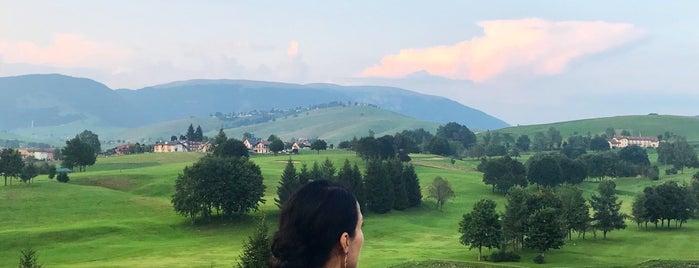 Golf Club Asiago is one of Италия гольф.