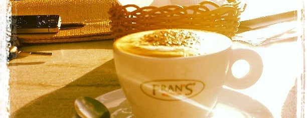 Fran's Café is one of สถานที่ที่ Mohamad ถูกใจ.