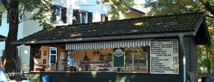 Kraillinger Brauerei is one of Ivan'ın Beğendiği Mekanlar.
