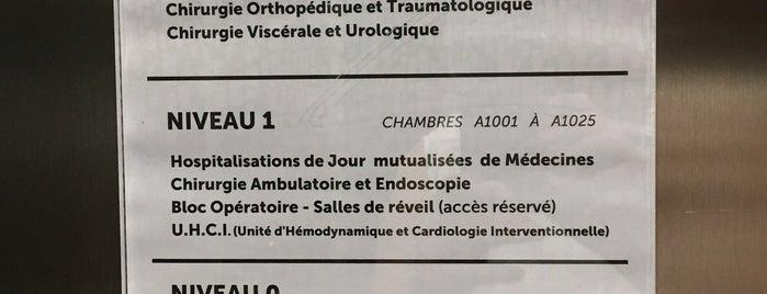 Centre Hospitalier de Carcassonne is one of Guide des Maternités.