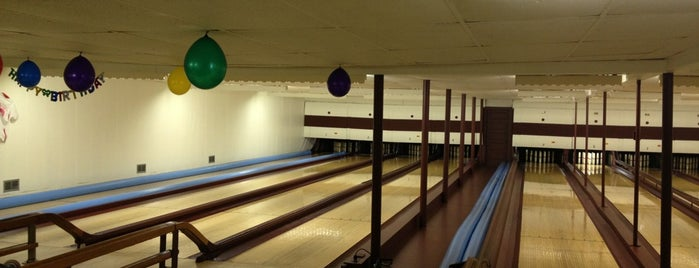 Shelburne Falls Bowling Alley is one of Stuff Near Pittsfield.