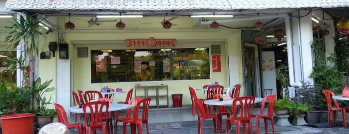 Restaurant Teak Kee 德记饭店 is one of Lugares guardados de Peter.