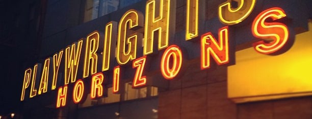 Playwrights Horizons is one of Adam Khoo - Theaters - New York, NY.
