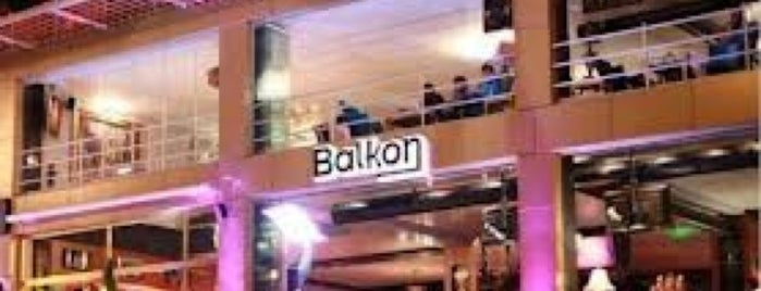 Balkon is one of Istanbul.