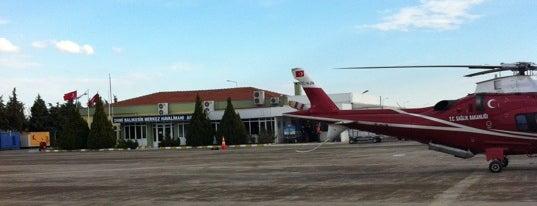 Balıkesir Merkez Havalimanı (BZI) is one of Airports in Turkey.