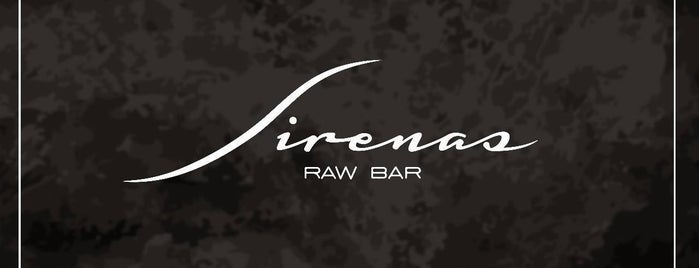 Sirenas Raw Bar is one of Mexikoooo.