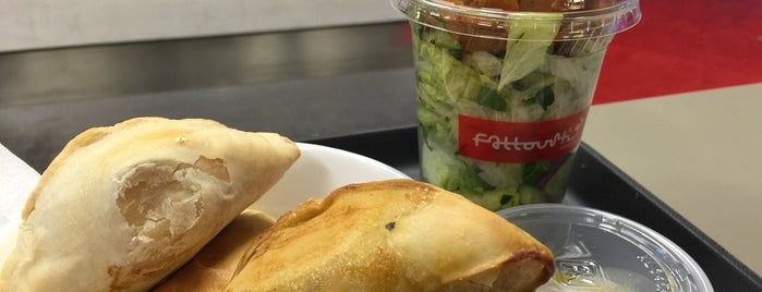 Fattoush is one of Sweden.