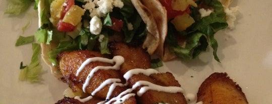 Zelko Bistro is one of The Top 5 Big Salads in Houston.