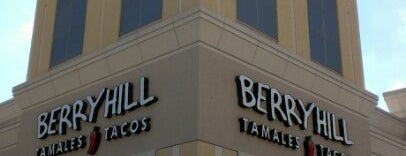 Berryhill Baja Grill is one of Personal saves.