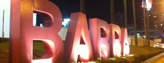 Rio Design Barra is one of Melhores Shoppings..