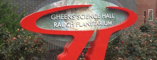Gheens Science Hall And Rauch Planetarium is one of Louisville.