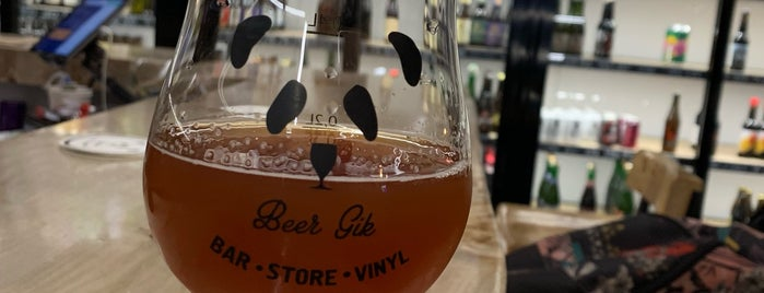 Beer Gik Craft Beer Store is one of Moscow.