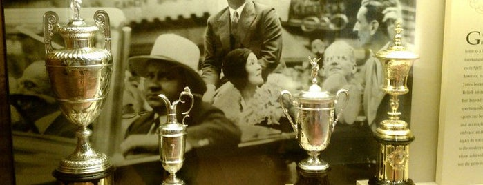 Atlanta History Center is one of The Legacy of Bobby Jones.