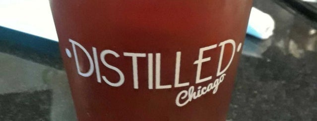 Distilled Chicago is one of CHI North Side Bars.